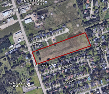 SOLD! 6.33 Acre Lot on County Road 158