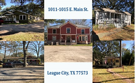 FOR SALE! Five Office Buildings in League City, Texas