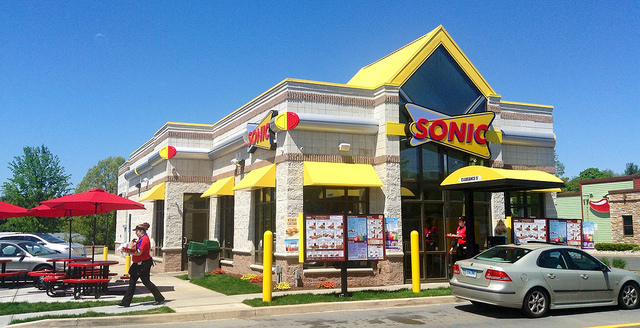 SOLD! Sonic Ground Lease – Houston, Texas - 0.8967 Acres