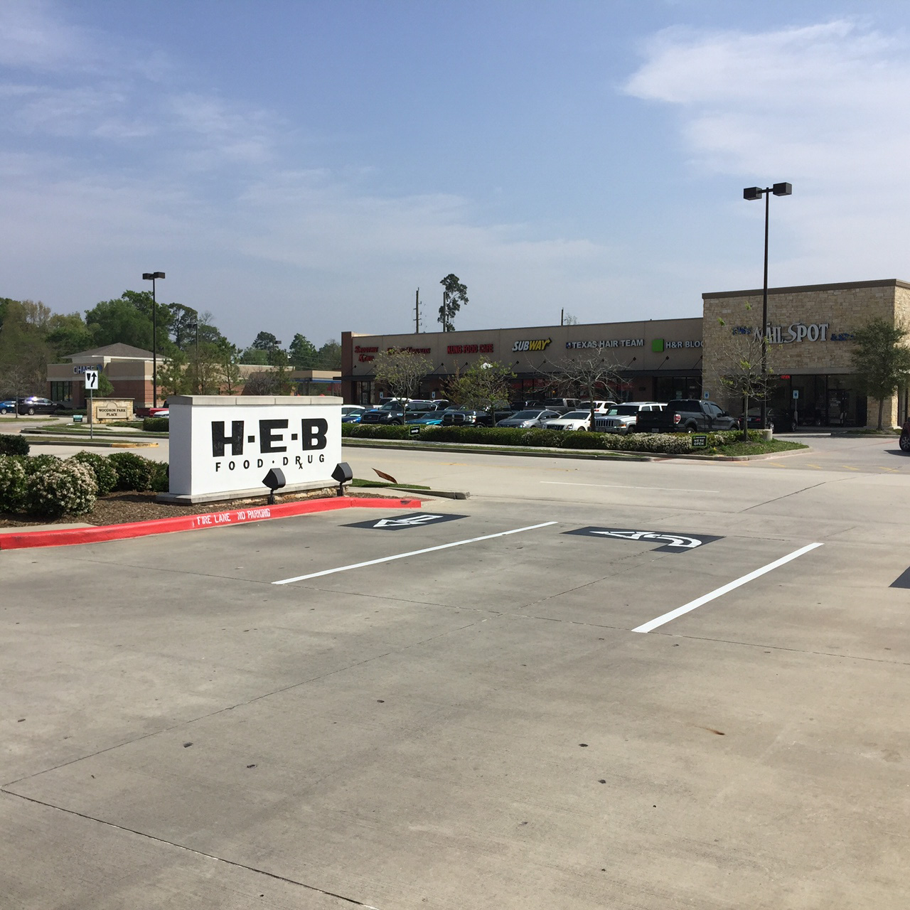 SOLD! Summerwood Village - HEB Anchored Retail Center – Houston, Texas – 10,000 SF